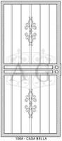 106A casabella2 88x200 Security Door Designs